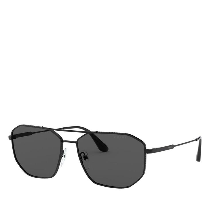 Sonnenbrille, Prada, METALL MAN SONNE BLACK