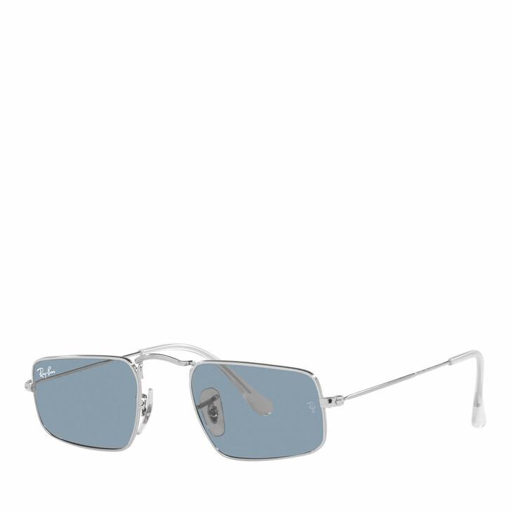 sunglasses, Ray-Ban, Unisex Sunglasses 0RB3957 Silver