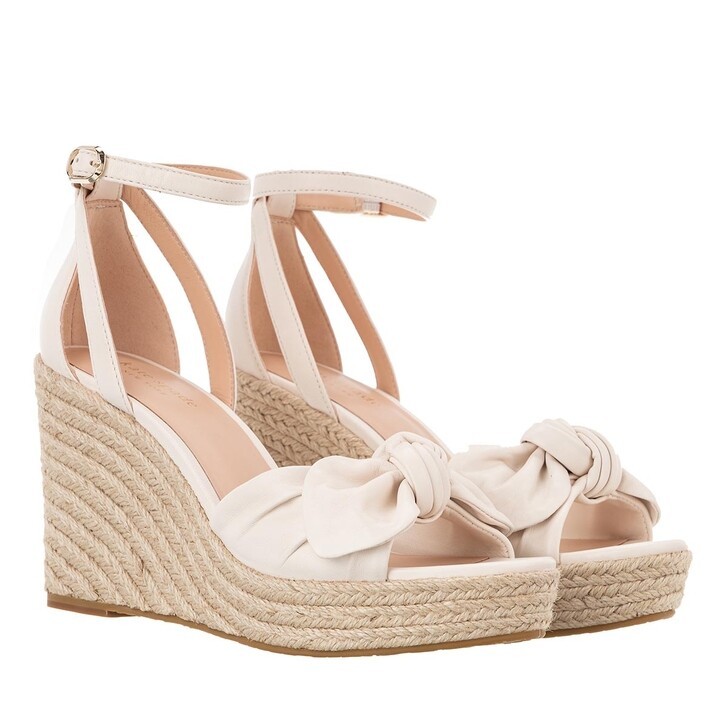 Schuh, Kate Spade New York, Tianna Wedges  Parchment