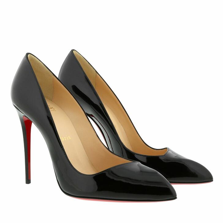 Schuh, Christian Louboutin, Corneille Pumps Leather Black