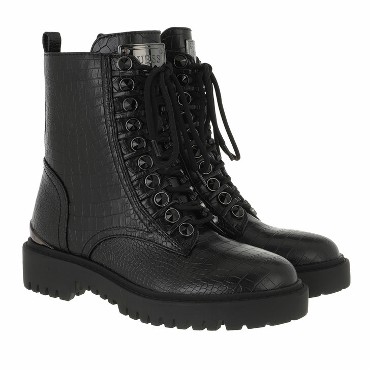 Schuh, Guess, Oxana Bootie Leather Black