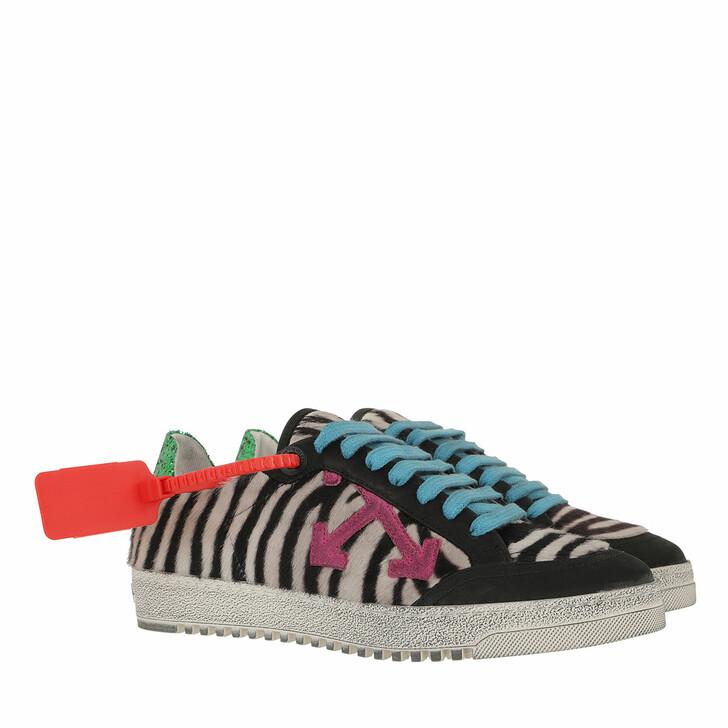 shoes, Off-White, Pony 2.0 Sneakers Black Fuchsia
