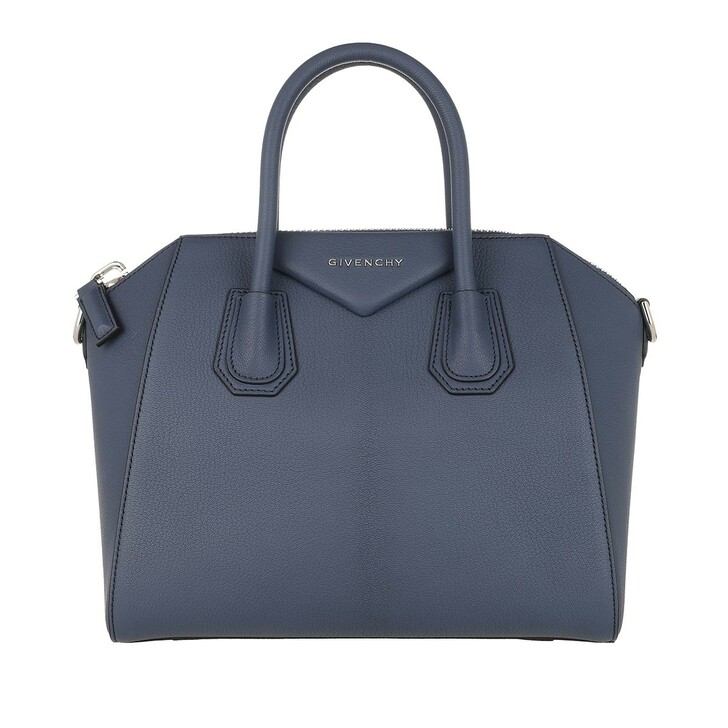 Handtasche, Givenchy, Antigona Small Tote Bag Midnight Blue