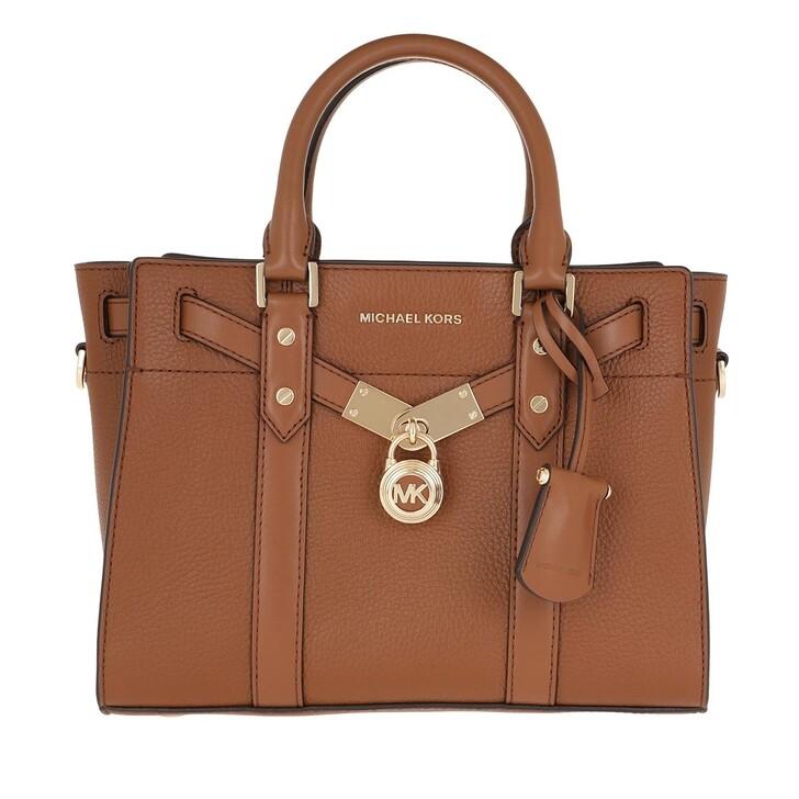 Handtasche, MICHAEL Michael Kors, Nouveau Hamilton Sm Satchel Luggage