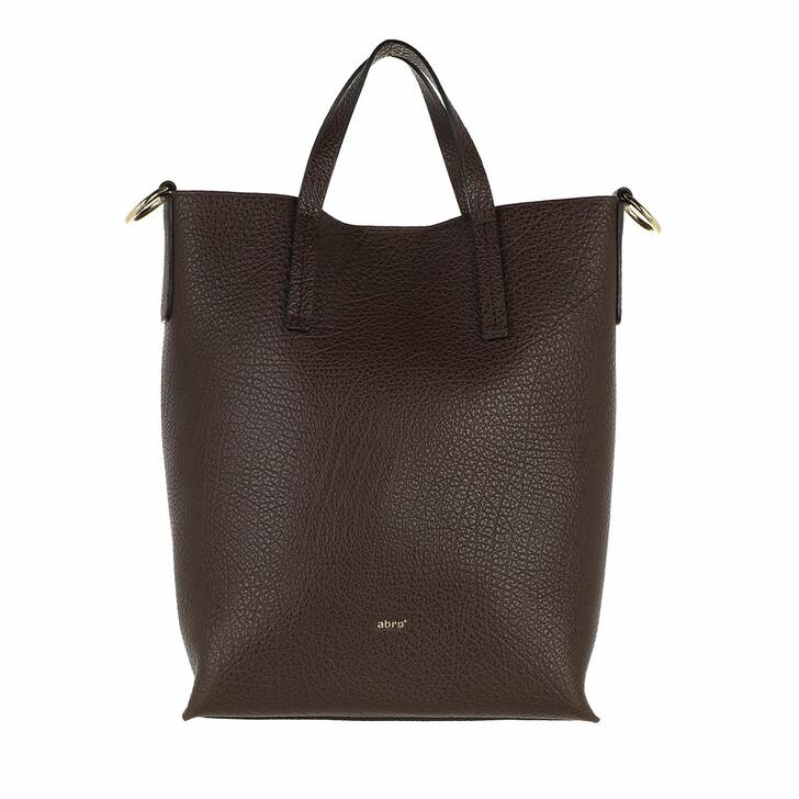 bags, Abro, Shopper JULIE  Dark Brown