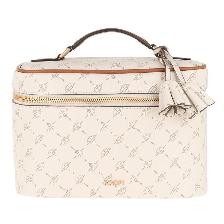 Handtasche, JOOP!, Cortina Flora Washbag Mhz Offwhite