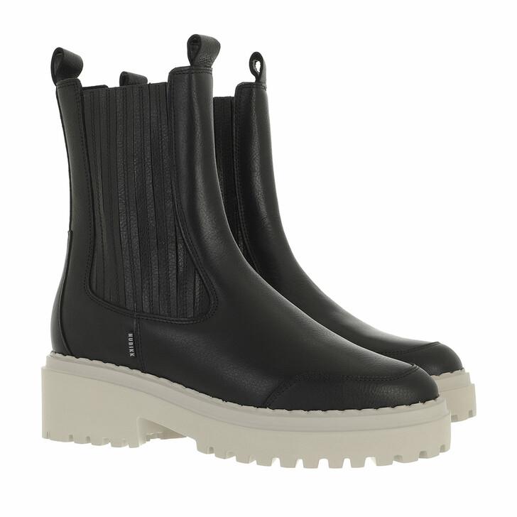 shoes, Nubikk, Fae Lina Black Leather Multicolor