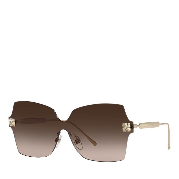 Sonnenbrille, Valentino, 0VA2049 GOLD