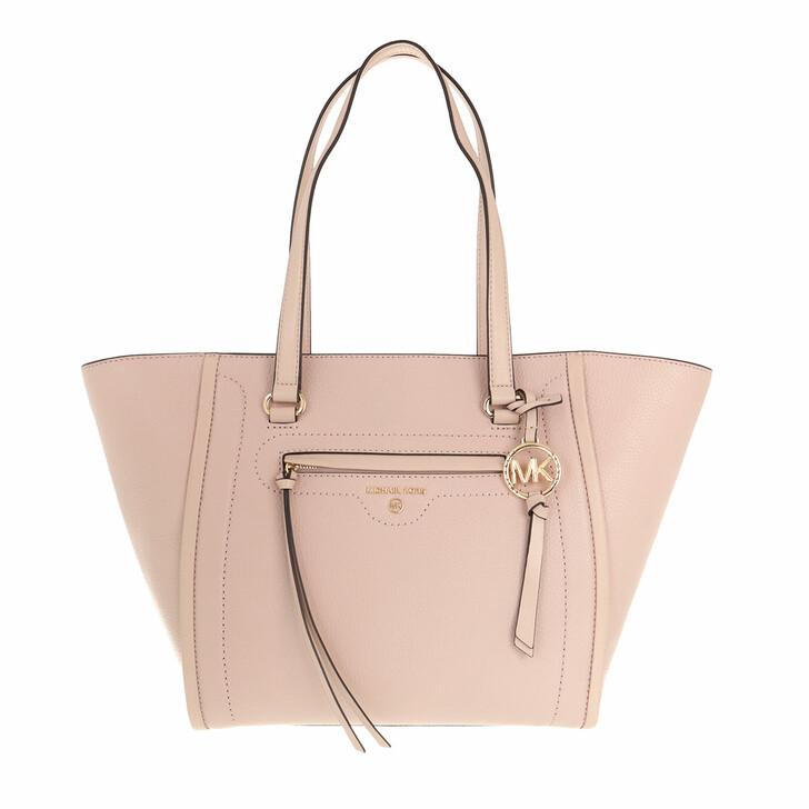 Handtasche, MICHAEL Michael Kors, Medium Tote  Leather Soft Pink