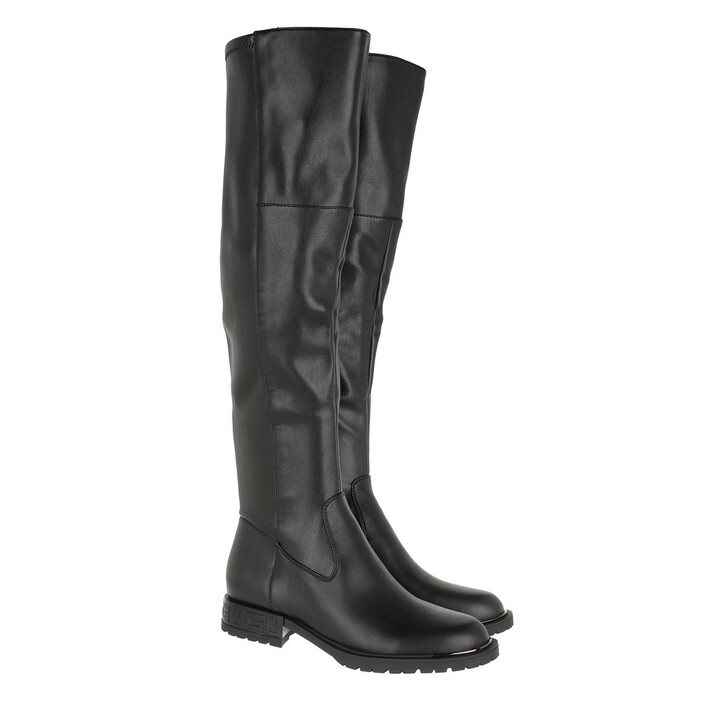 Schuh, Guess, Raniele High Boot Leather Black