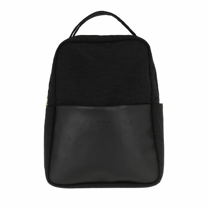 Reisetasche, Herschel, Orion Mid-Volume Backpacks Black