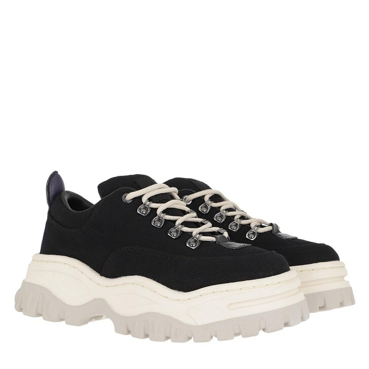 shoes, Eytys, Angel Sneakers Canvas Black