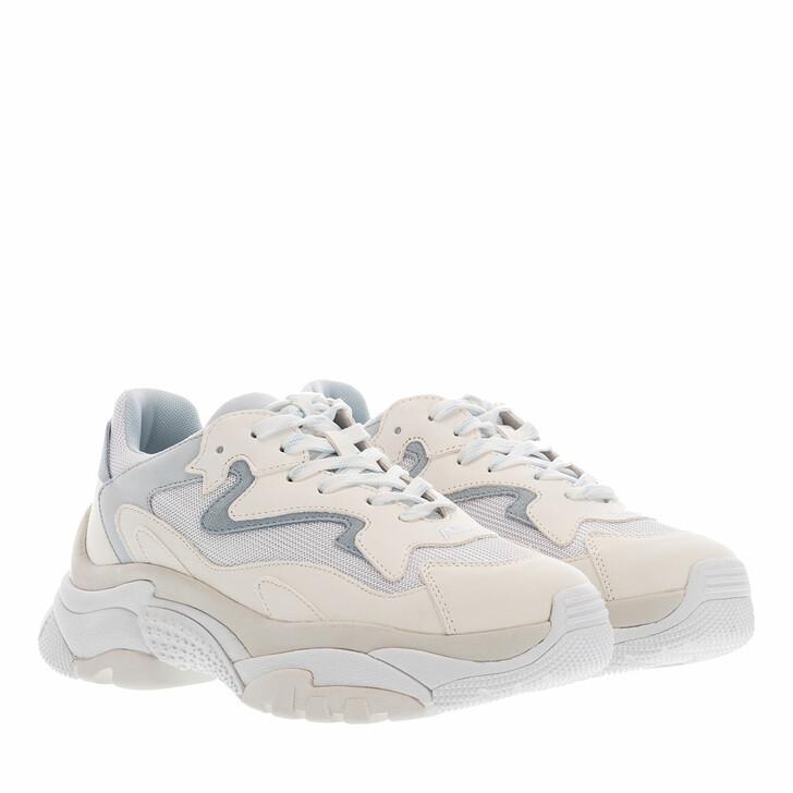 Schuh, Ash, Addict 02 Sneaker Nubuck Pristine/White/Illusion