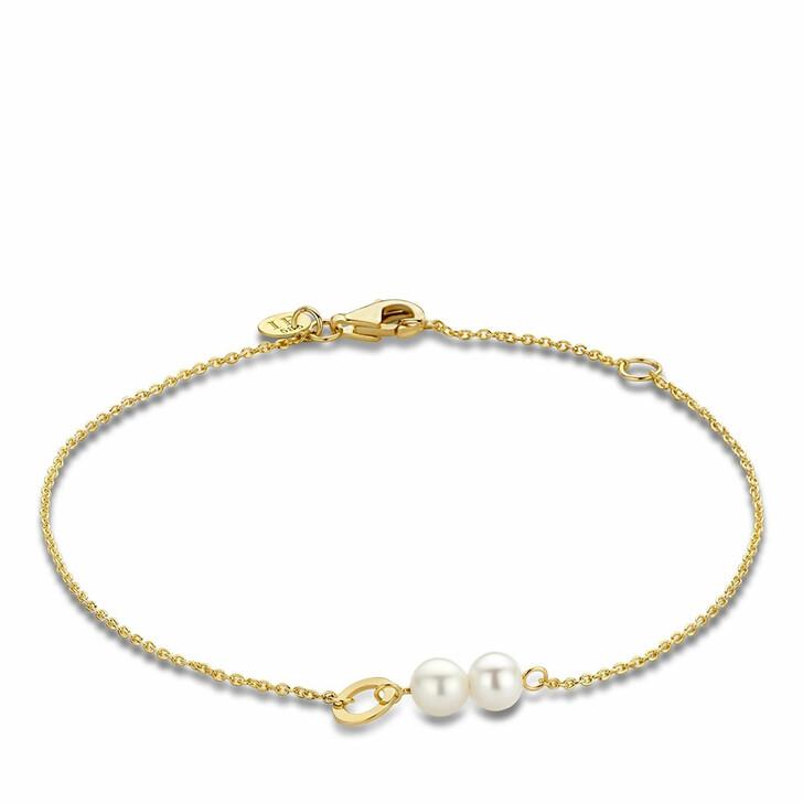 bracelets, Isabel Bernard, Belleville Luna 14 Karat Bracelet With Freshwater  Gold