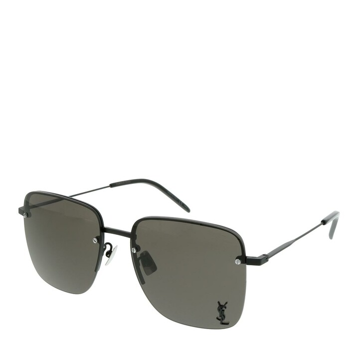 Sonnenbrille, Saint Laurent, SL 312 M-001 58 Sunglasses Woman Black