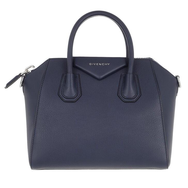 Handtasche, Givenchy, Antigona Small Bag Navy