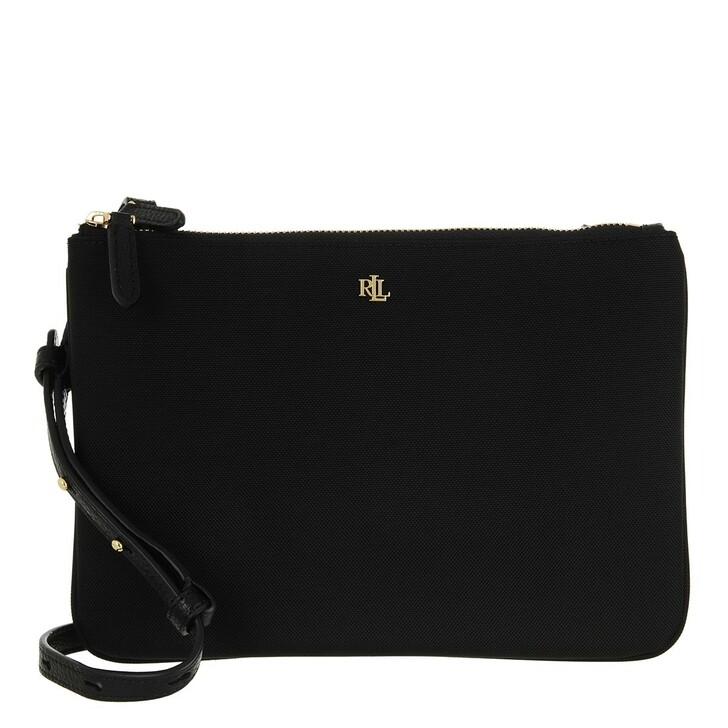 bags, Lauren Ralph Lauren, Carter 26 Crossbody Medium Black