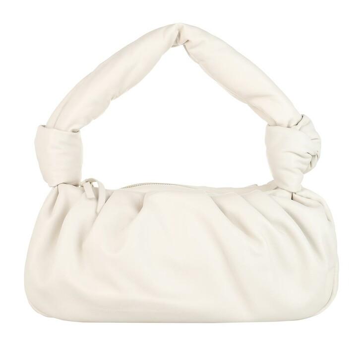Handtasche, Miu Miu, Shoulder Bag Nappa Leather White