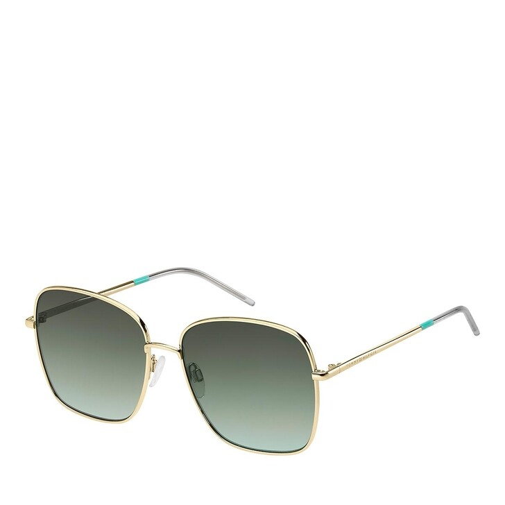 Sonnenbrille, Tommy Hilfiger, TH 1648/S GOLD GREEN