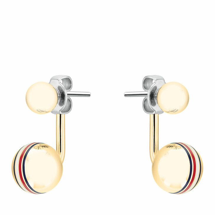 Ohrring, Tommy Hilfiger, Earrings Yellow Gold