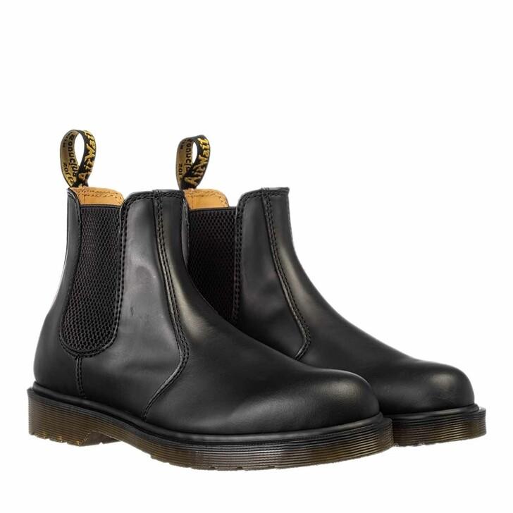 Schuh, Dr. Martens, 2976 Smooth Boot Black