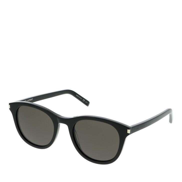 sunglasses, Saint Laurent, SL 401-001 51 Sunglass UNISEX ACETATE Black