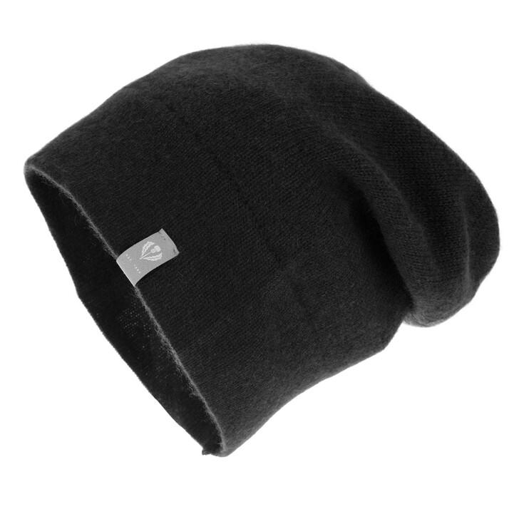 Schal, FRAAS, Cashmere Hat Black