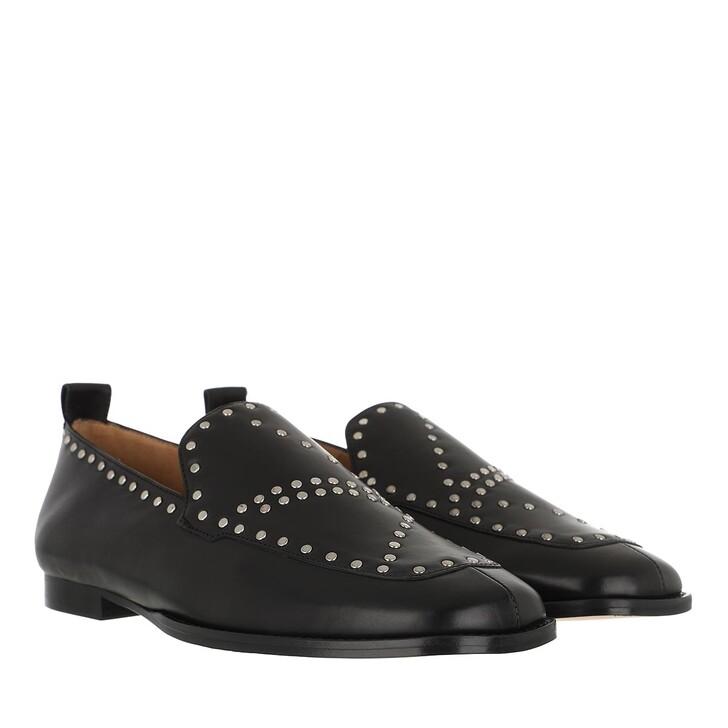 Schuh, Isabel Marant, Faggie Loafers Black