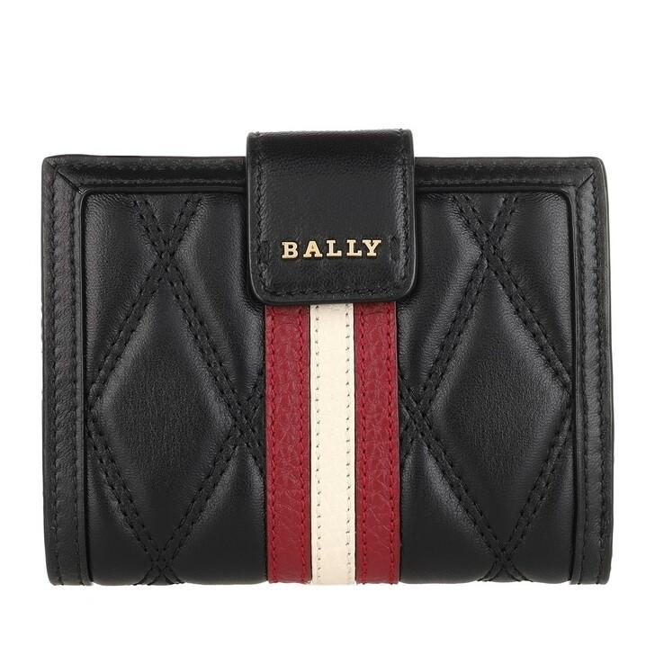 Geldbörse, Bally, Dassen Wallet Black
