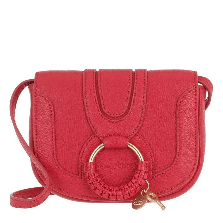 Handtasche, See By Chloé, Hana Mini Crossbody Red Flame