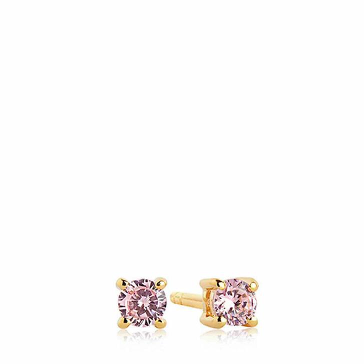 earrings, Sif Jakobs Jewellery, Princess Piccolo Earrings 18K Yellow Gold Plated