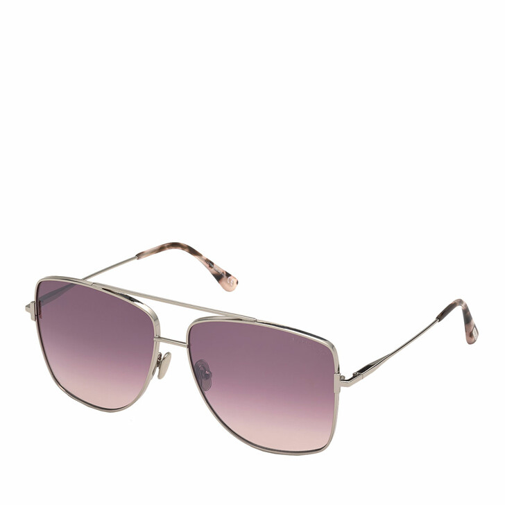 Sonnenbrille, Tom Ford, FT0838 Silver/Violet