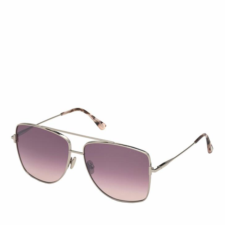 sunglasses, Tom Ford, FT0838 Silver/Violet
