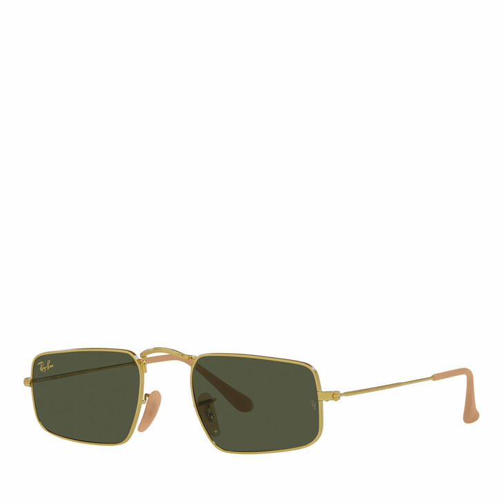 sunglasses, Ray-Ban, Unisex Sunglasses 0RB3957 Legend Gold