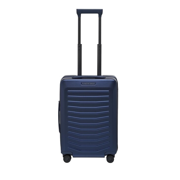 Reisetasche, Porsche Design, Roadster Small 4 Wheel Trolley Dark Blue