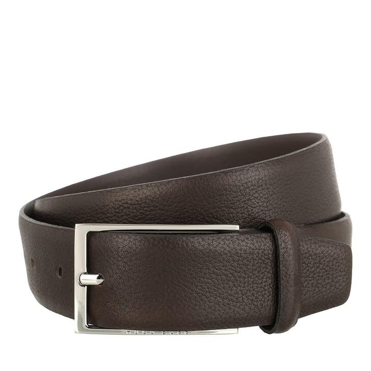 Gürtel, Boss, Carmello Belt Dark Brown
