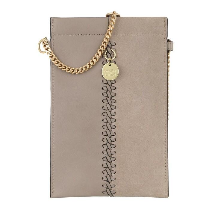 Handtasche, See By Chloé, Tilda Crossbody Bag Motty Grey