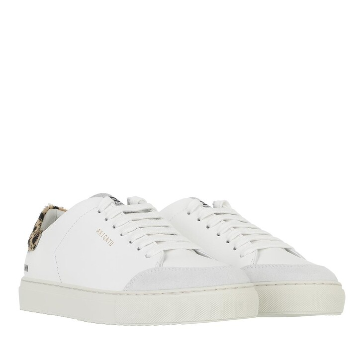 shoes, Axel Arigato, Clean 90 Triple Animal White Leather