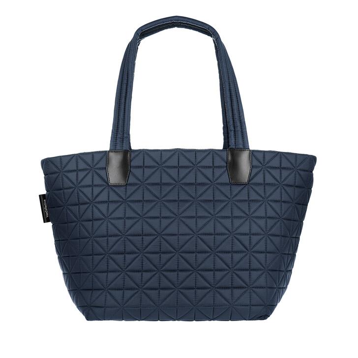 bags, VeeCollective, Medium Tote Midnight Blue