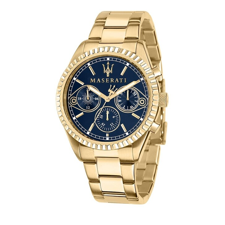 Uhr, Maserati, Competizione 43mm  gold