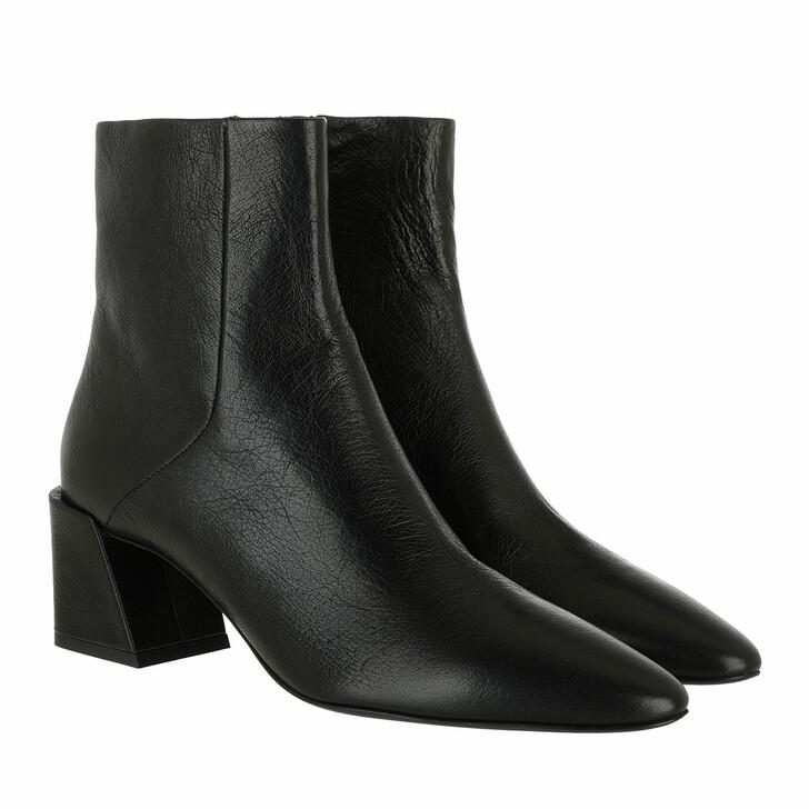 shoes, Furla, Furla Block Ankle Boot T60