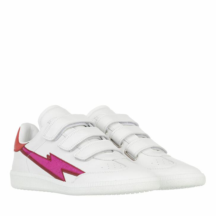 shoes, Isabel Marant, Slipper White Rose