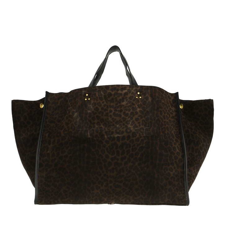 Handtasche, Jerome Dreyfuss, Léon Large Shopper Léo Kaki