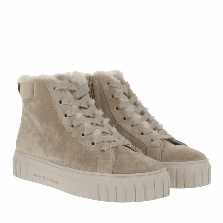 shoes, Kennel & Schmenger, Sun Warm Sneaker Biscuit
