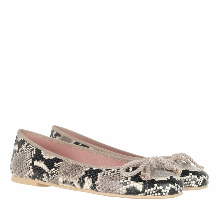 shoes, Pretty Ballerinas, Rossario Ballerina Shoes Snake print