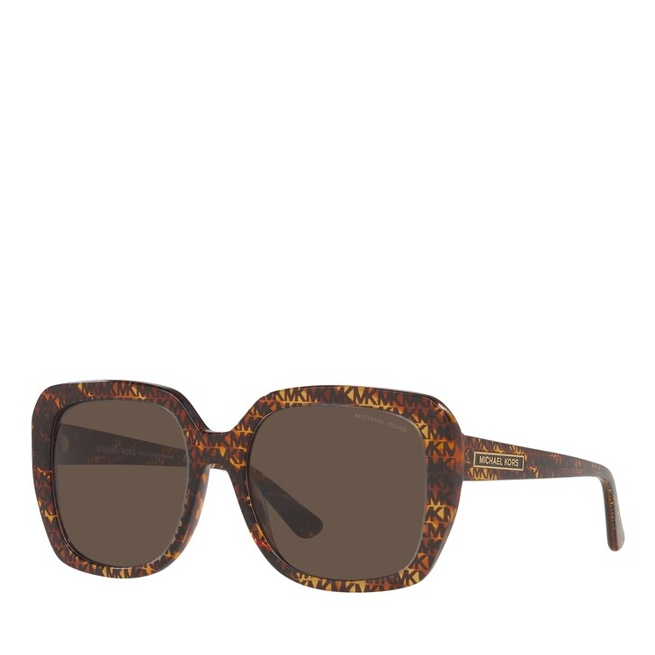 sunglasses, Michael Kors, 0MK2140 MK LOGO PRINT TORTOISE