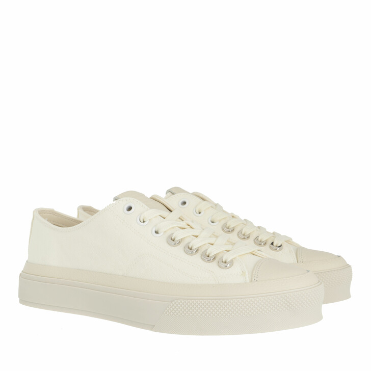 shoes, Givenchy, City Low Sneakers Off White