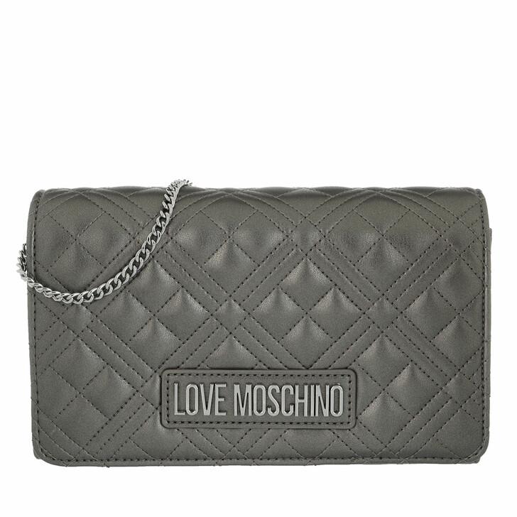 Handtasche, Love Moschino, Borsa Quilted Nappa Pu Fucile