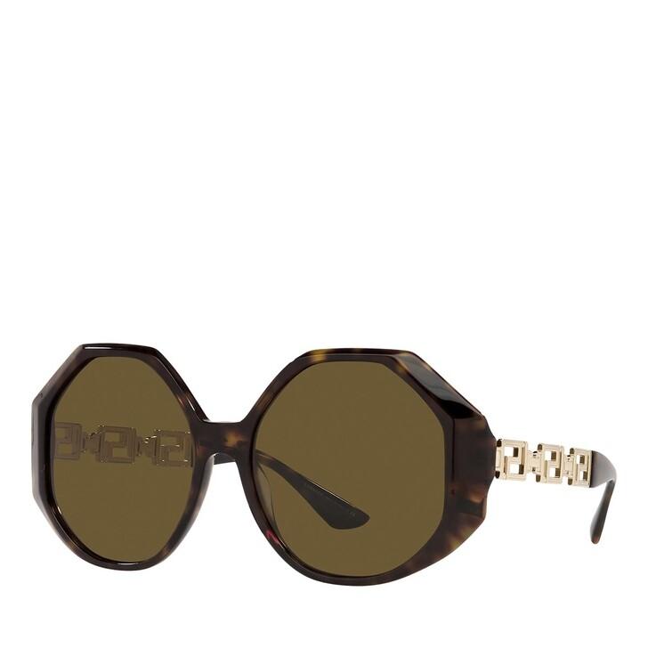 sunglasses, Versace, 0VE4395 HAVANA