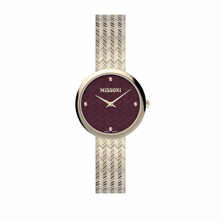 watches, Missoni, Watch M1 29 MM (Y1) Rose Gold-Tone